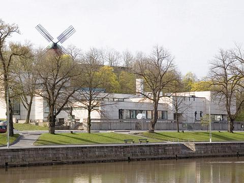 Wäinö aaltosen museo aukioloajat